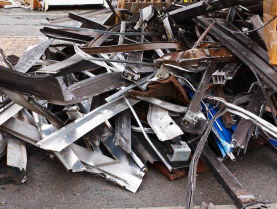 scrap metal removal near me