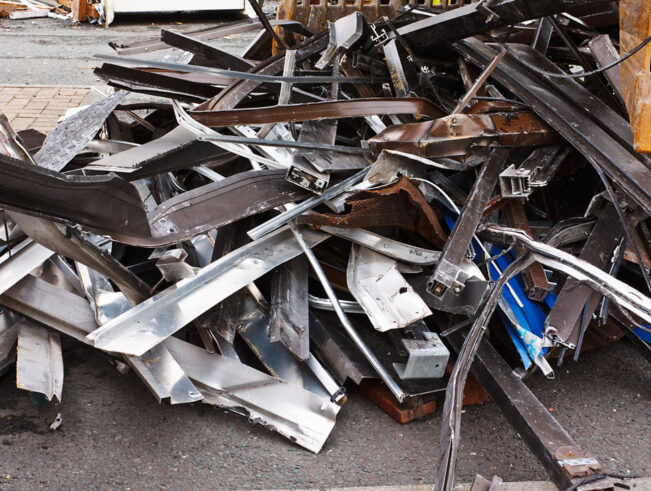 scrap metal removal near me