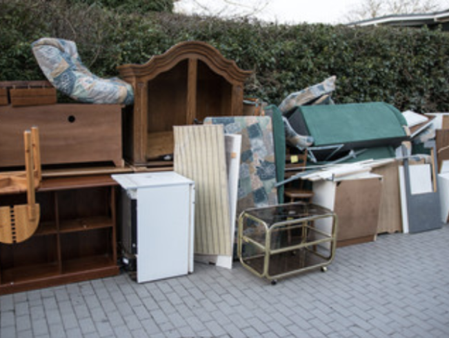 home cleanout junk removal
